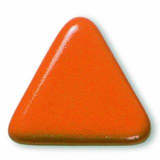 BO9872 Flüssigglasur  ab 1200°C, Orange glänzend