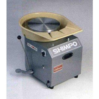 Shimpo-Töpferscheibe mit Bolzen + Teller