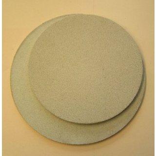 Einsetzplatte, D=320mm, 10mm